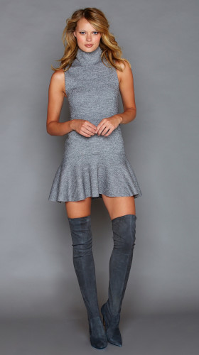 Nineteenth Amendment, Graciela Rivas, FALL- WINTER 2016, Natalie Grey Dress, DRESS