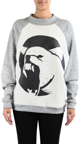 Lobo Sweatshirt, Secret Sweatshirts , Lobo Mau