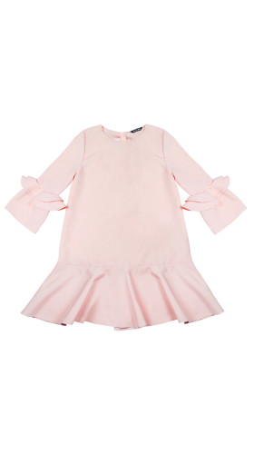 Nineteenth Amendment, , Darling Blush, Elizabeth Dress, DRESS