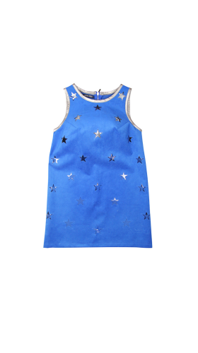 Nineteenth Amendment, Meghan Hughes, Starstruck, Star Mini Dress, DRESS