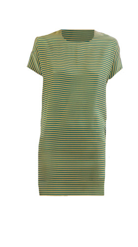 Nineteenth Amendment, , Girl From Ipanema, Hi Lo T-Shirt Dress, DRESS