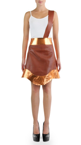 Nineteenth Amendment, , Luxe Utilitarian, Caroline Skirt, SKIRT