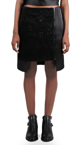 Wrap Skirt, Luminary , Rein London