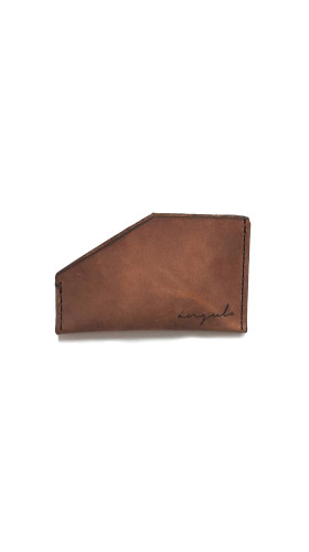 Nineteenth Amendment, , Ángulo, Hu.go Cardholder [ Brown ], Accessories