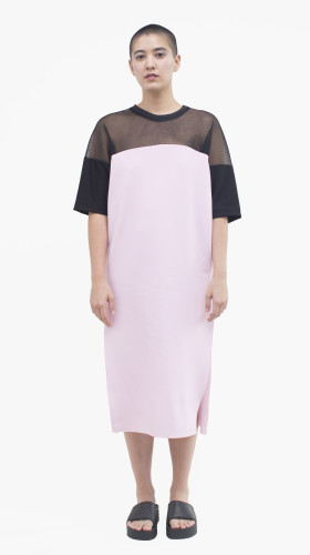 Nineteenth Amendment, , Rupture, Benjamin Dress in Pink, DRESS