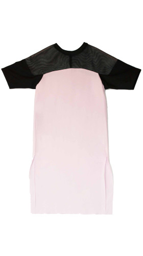 Nineteenth Amendment, Allergic, Rupture, Benjamin Dress in Pink, DRESS