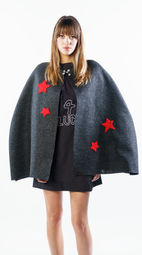 Nineteenth Amendment, , Collection 5 - Mini Capsule, ROADRUNNER Pod Cape, OUTERWEAR
