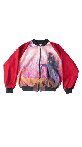 Nineteenth Amendment, , Unisex Urban Nature Bomber Jackets, Unisex urban reflection bomber, OUTERWEAR