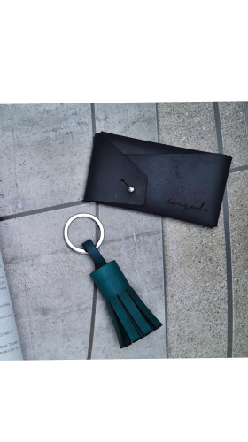 Nineteenth Amendment, , Ángulo, [ dado ] Cardholder + Change [ Black ], Accessories