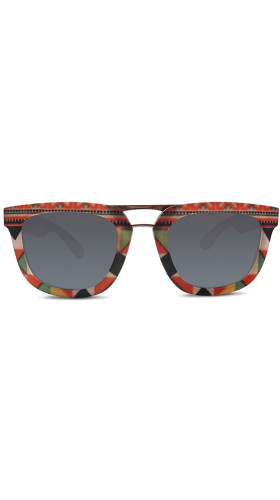 Nineteenth Amendment, RiseAD, RiseAD Textiles and Prints, Hanoi Ceramic Mosaic Design Sunglasses | Tracy Dizon, Accessories
