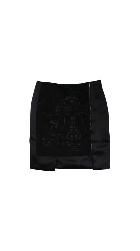 Nineteenth Amendment, , Luminary, Wrap Skirt, SKIRT