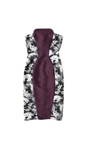 Nineteenth Amendment, , Varyform Capsule, Strapless Holiday Dress, DRESS