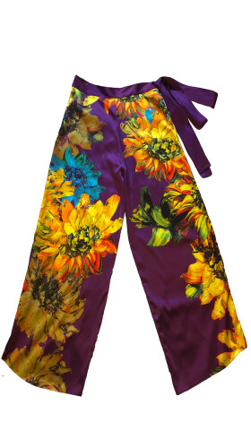 Nineteenth Amendment, , Girasol, Solana Pant, PANTS