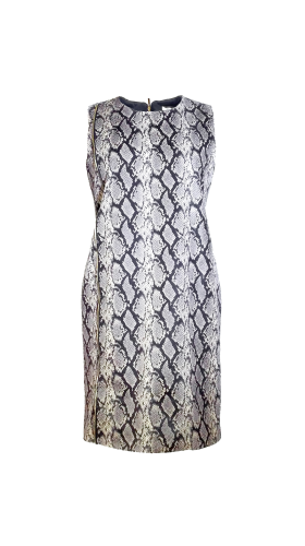 Nineteenth Amendment, Chanho Jang, Second Skin Cubed RTW, Snake Skin Dress, DRESS