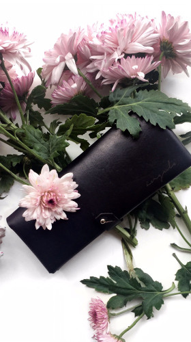 Nineteenth Amendment, Ángulo, Ángulo, [ milano ] Leather Wallet [ Black ], Accessories