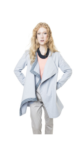 Nineteenth Amendment, Alleb Asor, 140 Collection, Diana Jacket, OUTERWEAR