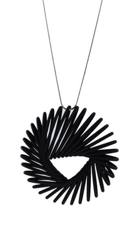 Nineteenth Amendment, , Lines, Spokes Necklace, Jewelry