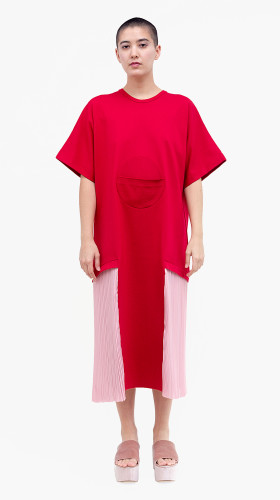 Nineteenth Amendment, , Horizon, Albert Dress in Red, DRESS