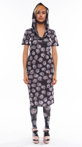 Nineteenth Amendment, , Everything'S Coming Up Roses, Black Anemone Azealea dress, DRESS