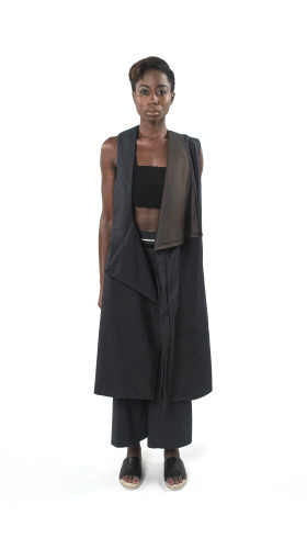 Expose Vest, Contemporary Matter SS/17 , Bohn Jsell Collections
