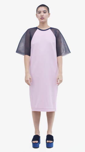 Nineteenth Amendment, , Parallel Of Latitude, Walter Dress in Pink, DRESS
