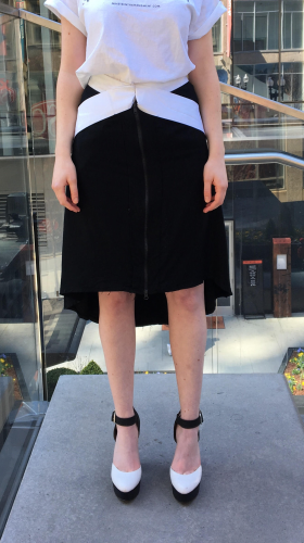 Nineteenth Amendment, Curtis Designs, BOSS BABE, B0$$ BABE Skirt, SKIRT