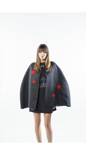 Nineteenth Amendment, THIS IS SLOANE, COLLECTION 5 - MINI CAPSULE, ROADRUNNER Pod Cape, OUTERWEAR