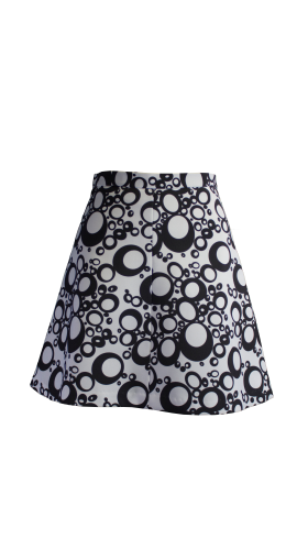 Nineteenth Amendment, , Mod Squad, Bubble Skirt, SKIRT