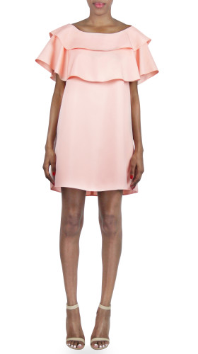 Nineteenth Amendment, , Darling Blush, Mila Dress, DRESS