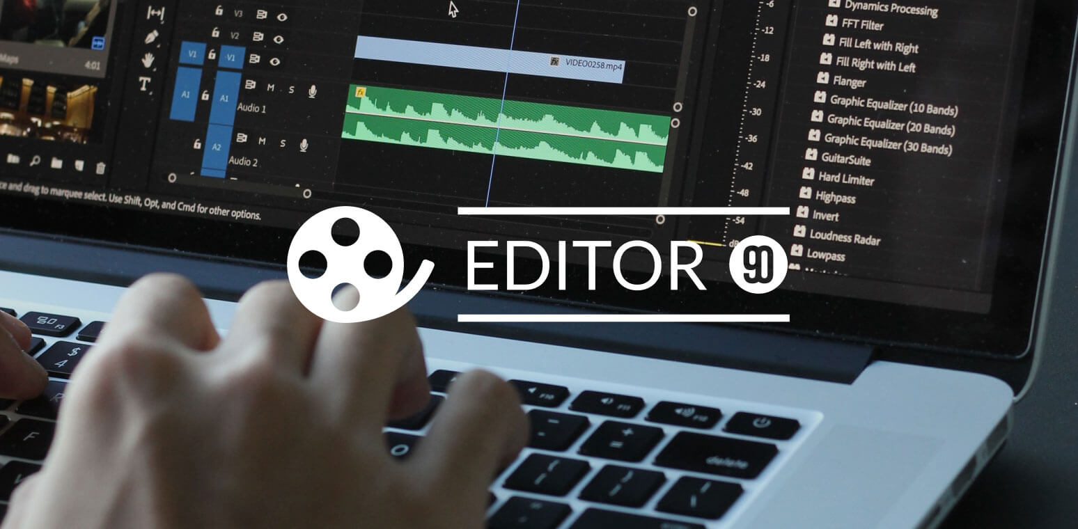 What is a Video Editor? - 90 Seconds