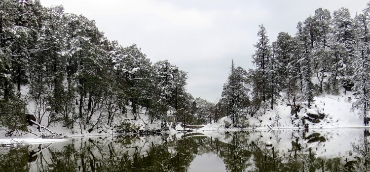 Brahmatal-Lake