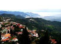 Mussoorie-view