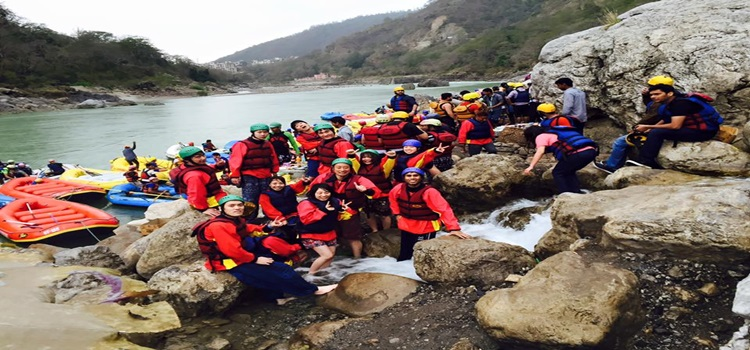 rafting-rishikesh-group