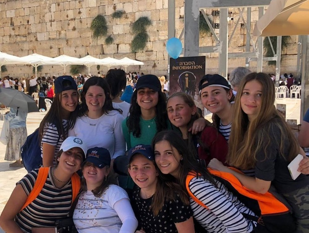 Day Fourteen: Thursday, July 25th: The Kotel, Southern Wall Excavations, Machon HaMikdash, and Visitors Night!