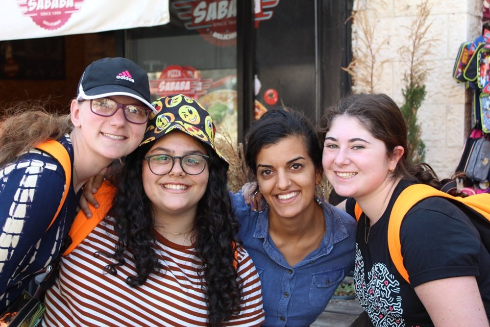 Day Fifteen: Friday, July 26th: Pizza for Soldiers, Yachad Israel, and Emek Refaim!