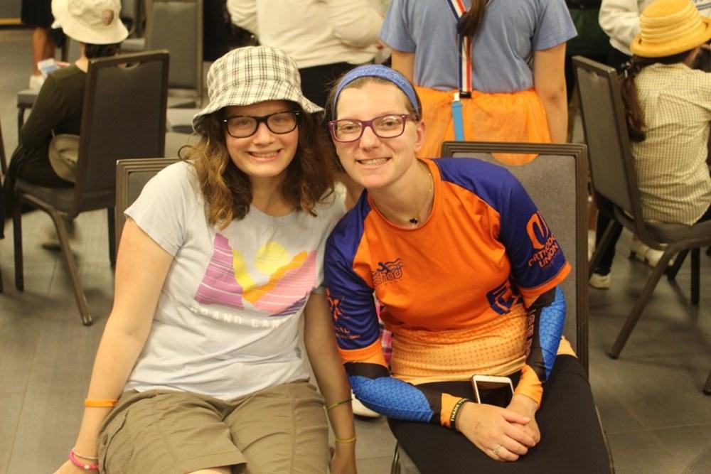 Day Sixteen: Shabbat, July 27th: Ramat Rachel Shabbat!