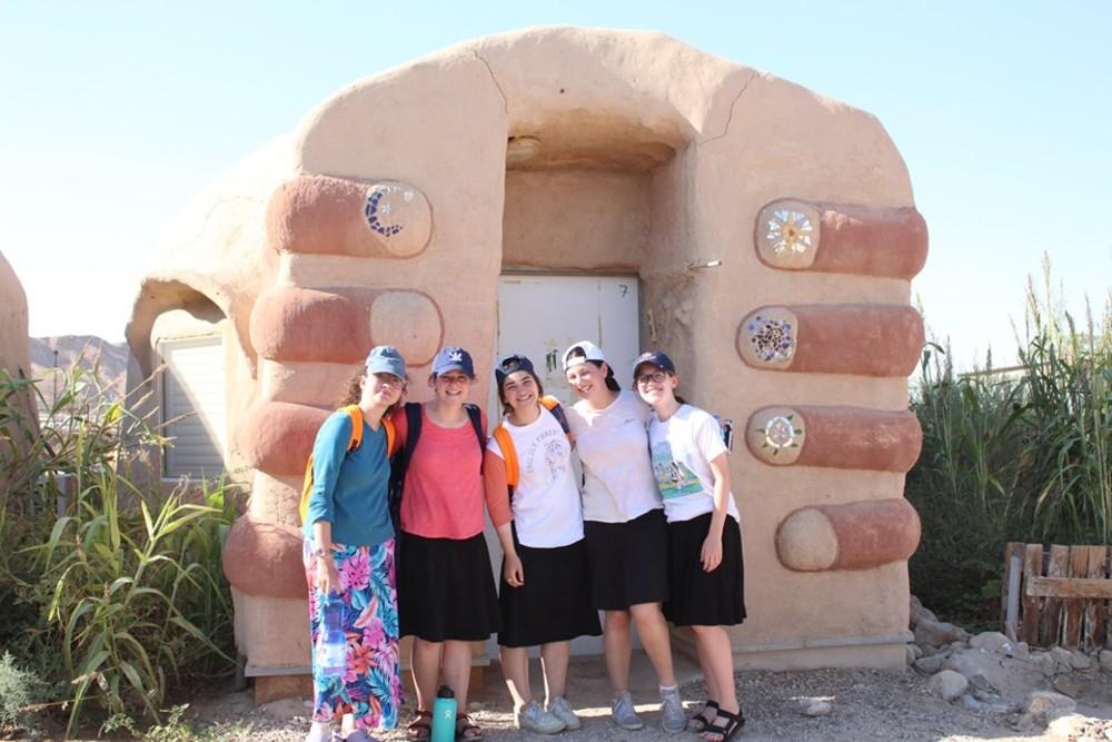Day Nineteen: Tuesday, July 30th: Dead Sea, Kibbutz Lotan, and Eilat!