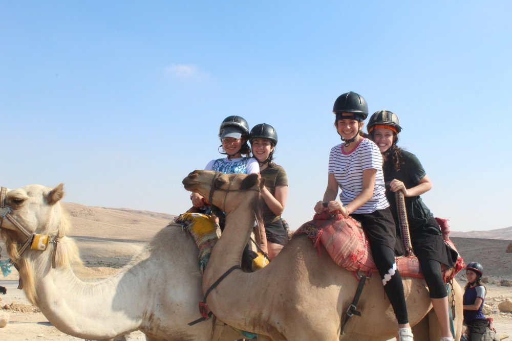 Day Twenty Two: Friday, August 2nd: Camel Riding and Salad Trail!