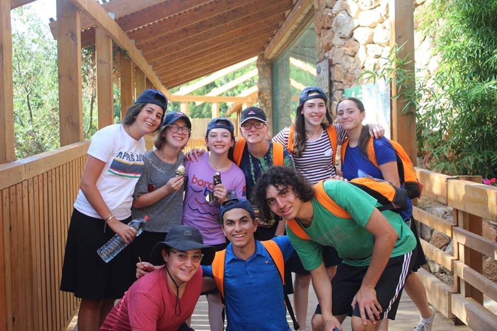 Day Twenty Five: Monday, August 5th: Food Packaging, Bikur Cholim, Har Herzl, and the Biblical Zoo!