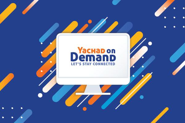 Yachad On Demand