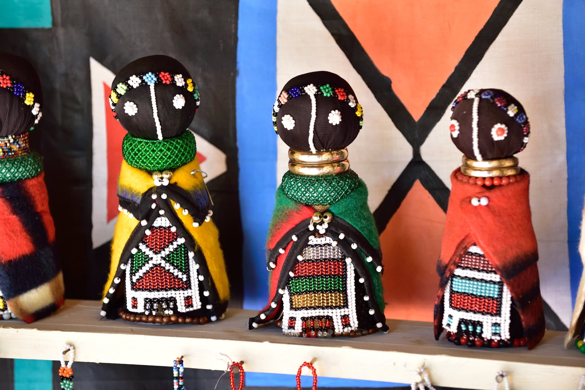 African Wire Art