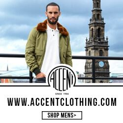 Accent Clothing Mens