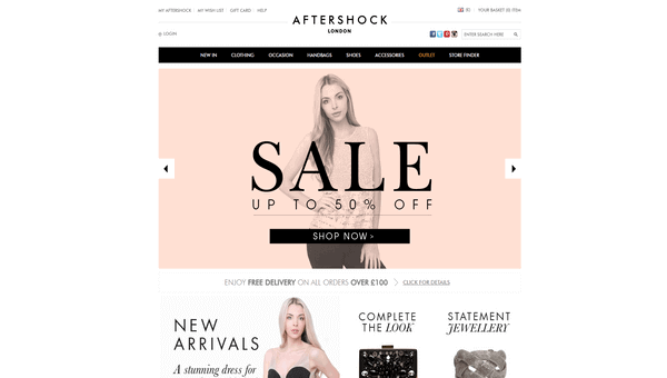 Aftershock Clothing London