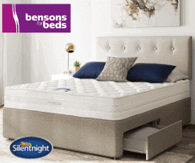 Bensons for Beds Silentnight