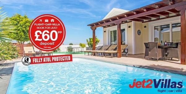 Jet2 Villas