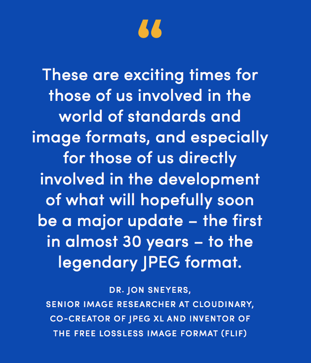 Next-Gen Image Formats