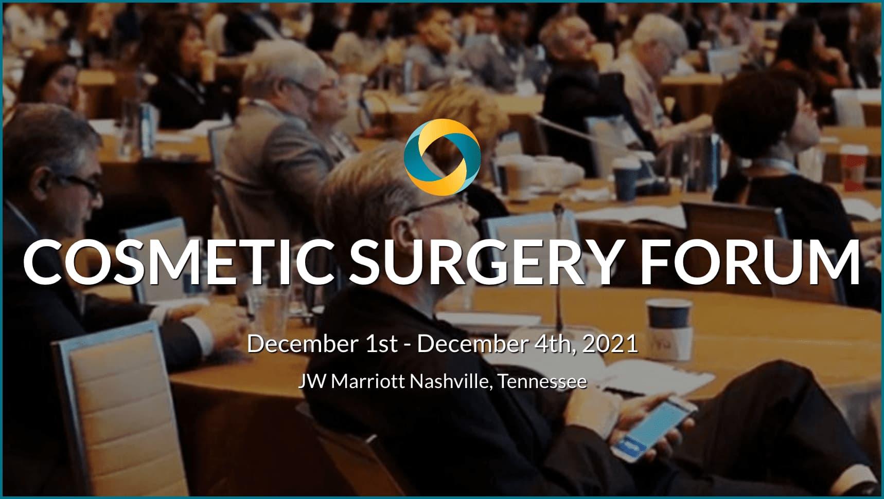 Cosmetic Surgery Forum - UX Design, Neil Humphrey