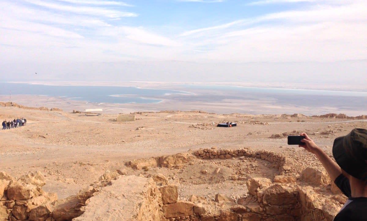 Dead Sea in Israel - Neil Humphrey