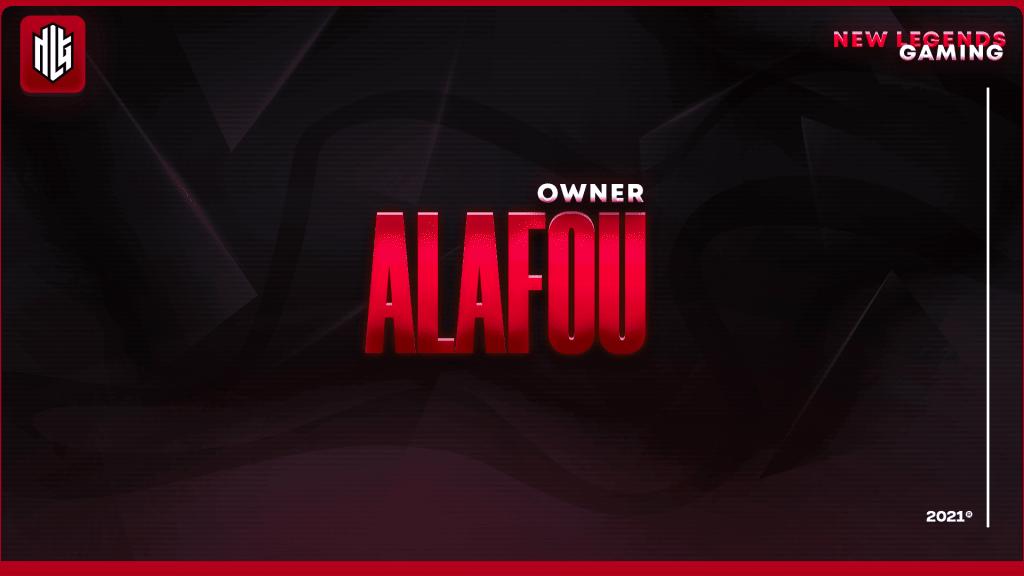 alafou nlg esports founder & owner