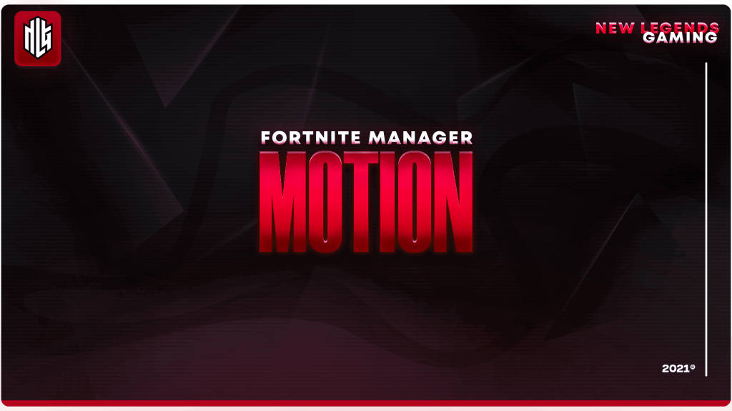 motion nlg esports fortnite manager
